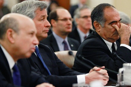Financial Crisis Inquiry Commission Holds First Public Hearing